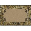 Milliken Realtree Wetlands Solid Center Area Rug