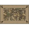 Milliken Realtree Timber Solid Border Novelty Rug