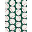<strong>My Team Sport Swing Batter Novelty Rug</strong> by Milliken