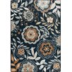 <strong>Milliken</strong> Mix and Mingle Celestial Blue Garden Passage Rug