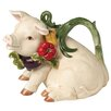 Kaldun & Bogle Giardino Botticelli Pig Teapot