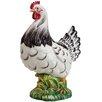 Kaldun & Bogle Provence Rooster Hen Figurine