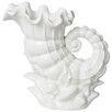 Kaldun & Bogle Porcelain Shell Pitcher