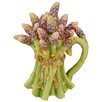 Kaldun & Bogle Tuscan Garden Asparagus Teapot
