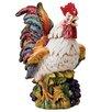 Kaldun & Bogle Tuscan Rooster Teapot