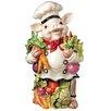 Kaldun & Bogle Bistro Couchon Chef Pig Figurine