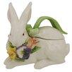 Kaldun & Bogle Spring Bunny Bows Covered Box