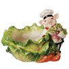 "Kaldun & Bogle Bistro Couchon Chef Pig Candy 6.75"" Serving Bowl"