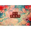 Marmont HIll Go Away Painting Prints on Canvas