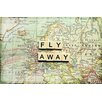 Marmont HIll Fly Away Painting Prints on Canvas