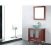 "Adornus Adrian 36"" Single Bathroom Vanity Set with Mirror"