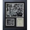 Legends Never Die St. Louis Cardinals - Gas House Gang Framed Photo Collage