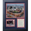 Legends Never Die St. Louis Cardinals - New Busch Framed Photo Collage