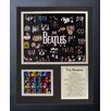 Legends Never Die The Beatles - Beatles Collage Framed Photo Collage