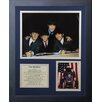 Legends Never Die The Beatles - The Early Years Framed Photo Collage