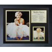 Legends Never Die Marilyn Monroe Ballerina Framed Photo Collage