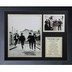 Legends Never Die The Beatles - A Hard Days Night Framed Photo Collage
