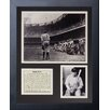 Legends Never Die New York Yankees - Babe Ruth Farewell Framed Photo Collage