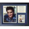 Legends Never Die Elvis Presley Color Portrait II Framed Photo Collage