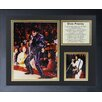 <strong>Elvis Presley in Concert Framed Photo Collage</strong> by Legends Never Die