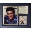 <strong>Elvis Presley Color Portrait Framed Photo Collage</strong> by Legends Never Die