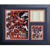 Legends Never Die Denver Broncos Super Bowl 33 Framed Photo Collage