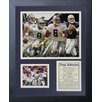 Legends Never Die Dallas Cowboys Troy Aikman Collage Framed Photo Collage