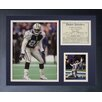 Legends Never Die Dallas Cowboys Deion Sanders Framed Photo Collage