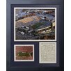 Legends Never Die New England Patriots Foxboro Stadium Framed Photo Collage
