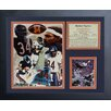 Legends Never Die Chicago Bears Payton Framed Photo Collage