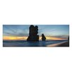 Artist Lane Twilight Apostles by Andrew Brown Photographic Print on Canvas