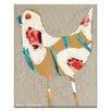 Artist Lane Baby Bird by Anna Blatman Painting Print on Canvas