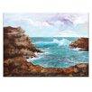Artist Lane Ocean Inlet I by Jennifer Webb Painting Print on Canvas