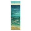 Artist Lane Ocean Shore 2 by Jennifer Webb Painting Print on Canvas