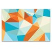 Artist Lane Shard Gold Fish by Ayarti Graphic Art on Canvas