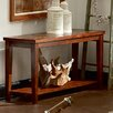 Brady Furniture Industries Logan Square Console Table