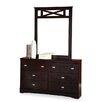Brady Furniture Industries Melvindale 6 Drawer Dresser