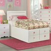 Brady Furniture Industries Trisha Storage Bed
