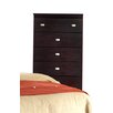 Brady Furniture Industries Melvindale 5 Drawer Chest