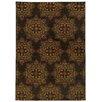 Oriental Weavers Aidan Brown Floral Area Rug