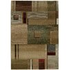 Generations Medium Green Multi Rug
