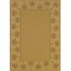 <strong>Oriental Weavers</strong> Lanai Beige/Tan Palm Trees Outdoor Rug
