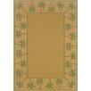 Oriental Weavers Lanai Beige/Green Outdoor Rug