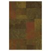 Oriental Weavers Hudson Red/Green/Brown Rug