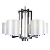 Whitfield Lighting Falcon 6 Light Chandelier