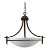 Whitfield Lighting Kelsey 3 Light Bowl Chandelier