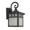 Whitfield Lighting Jake 1 Light Outdoor Wall Sconce