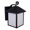 <strong>Whitfield Lighting</strong> Emily 1 Light Outdoor Wall Sconce