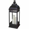 <strong>Smart Design</strong> San Nicola Triple LED Candle Lantern