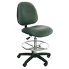 <strong>High-Back Bench Height Office Chair</strong> by Industrial Seating